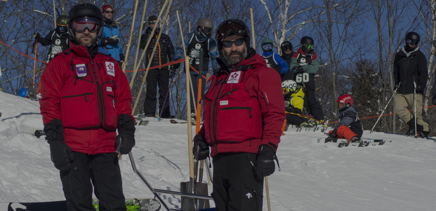 JOIN THE CANADIAN SKI PATROL