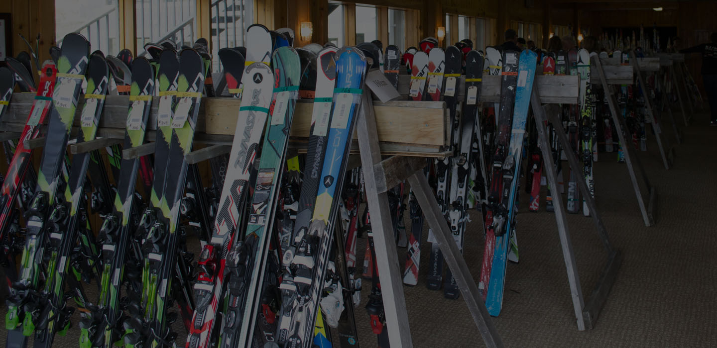 ANNUAL SKI SWAP AND SALE